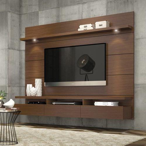 Mueble A Medida Wddj Panel Tv Led Rack Mueble Moderno N H Muebles A Medida 21 300 00