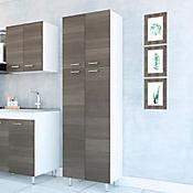 Mueble Alacena Ffdn Mueble Alacena Rossi 195x61x36 Homecenter
