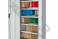 Mueble Archivador Carpetas Colgantes Mndw Armario De Oficina Para Carpetas Colgantes Con Puertas Batientes