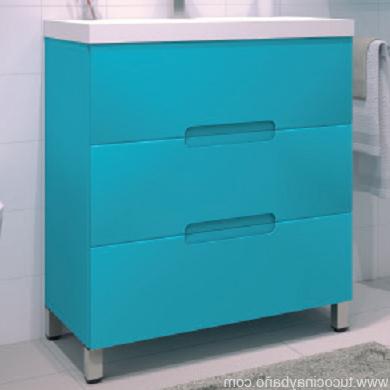 Mueble Baño Azul Dwdk Mueble Ovalix Laca Uà Ero Tu Cocina Y Baà O