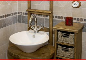 Mueble Baño Bajo Lavabo D0dg Lavabos Rusticos Para Baà O Aki Bricolaje Jardinera Y