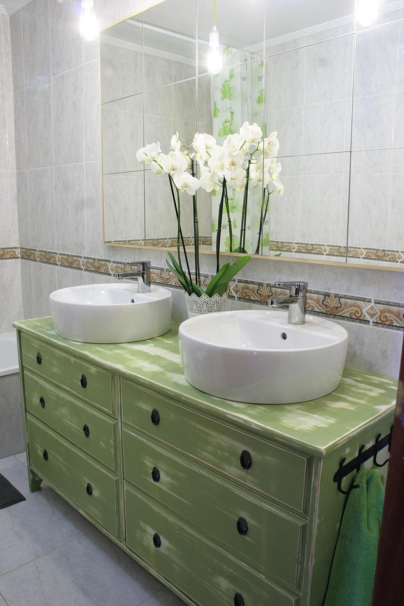 Mueble Baño Bajo Lavabo Zwdg Ikea Hacks De Cà Moda A Lavabo Doble Para El Baà O Decorar En