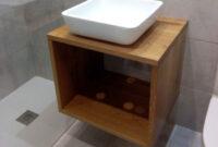 Mueble Baño Con Lavabo D0dg Pieza Especial Bajo Lavabo A Medida