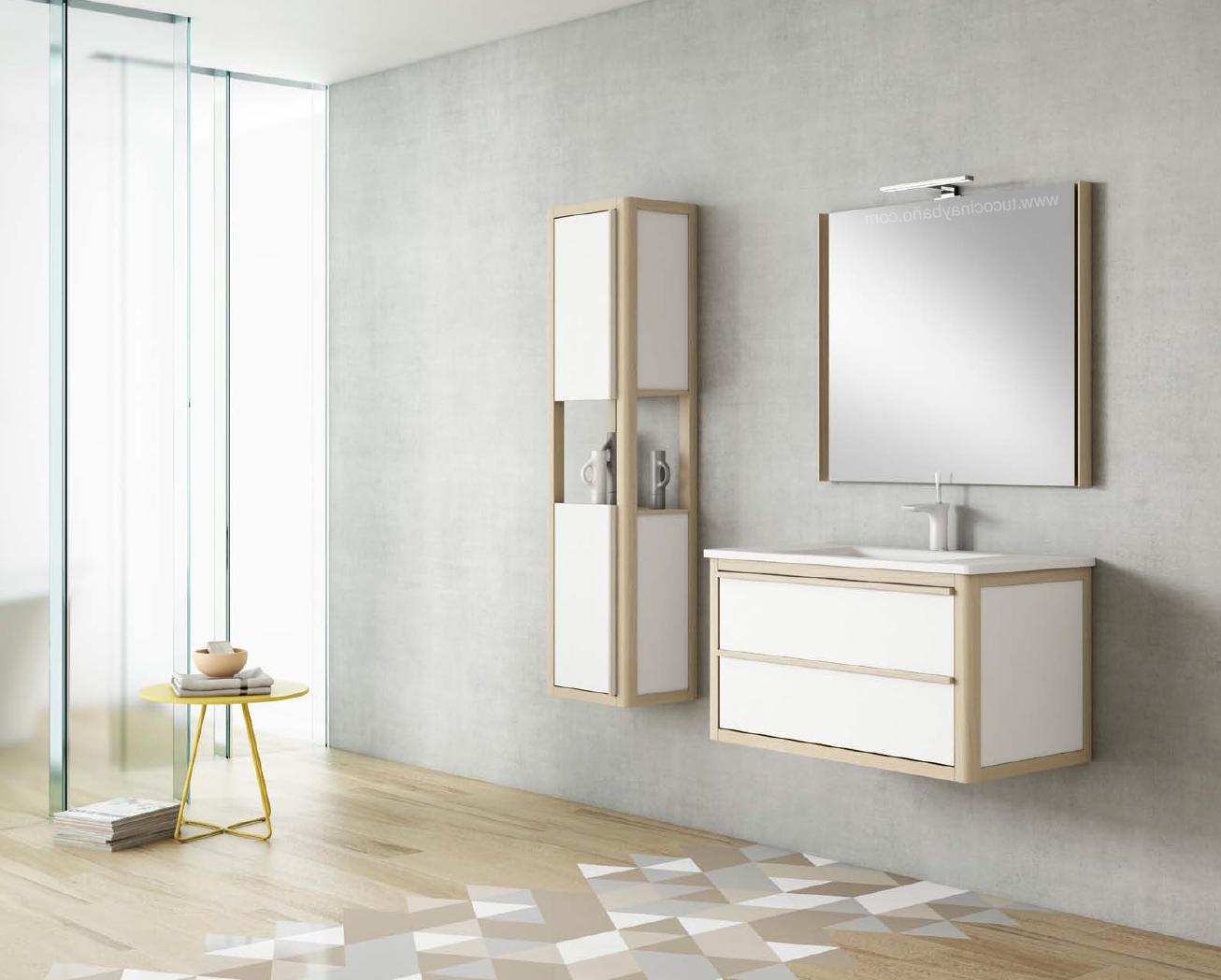 Mueble Baño Con Lavabo E6d5 Mueble Baà O Estilo Nà Rdico Tu Cocina Y Baà O