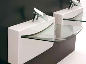 Mueble Baño Con Lavabo H9d9 Lavabo Cristal Lavabos De Para Unos Ba Os Elegantes Bano 17