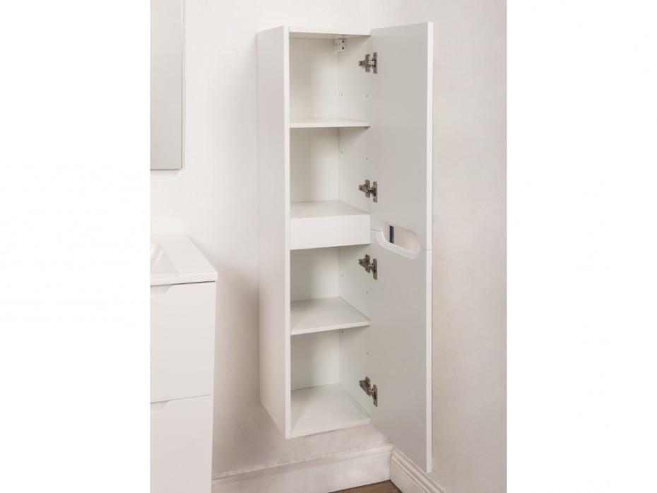 Mueble Baño Con Lavabo Qwdq Conjunto Stefanie Muebles Para Baà O Y Espejo Lacado Blanco
