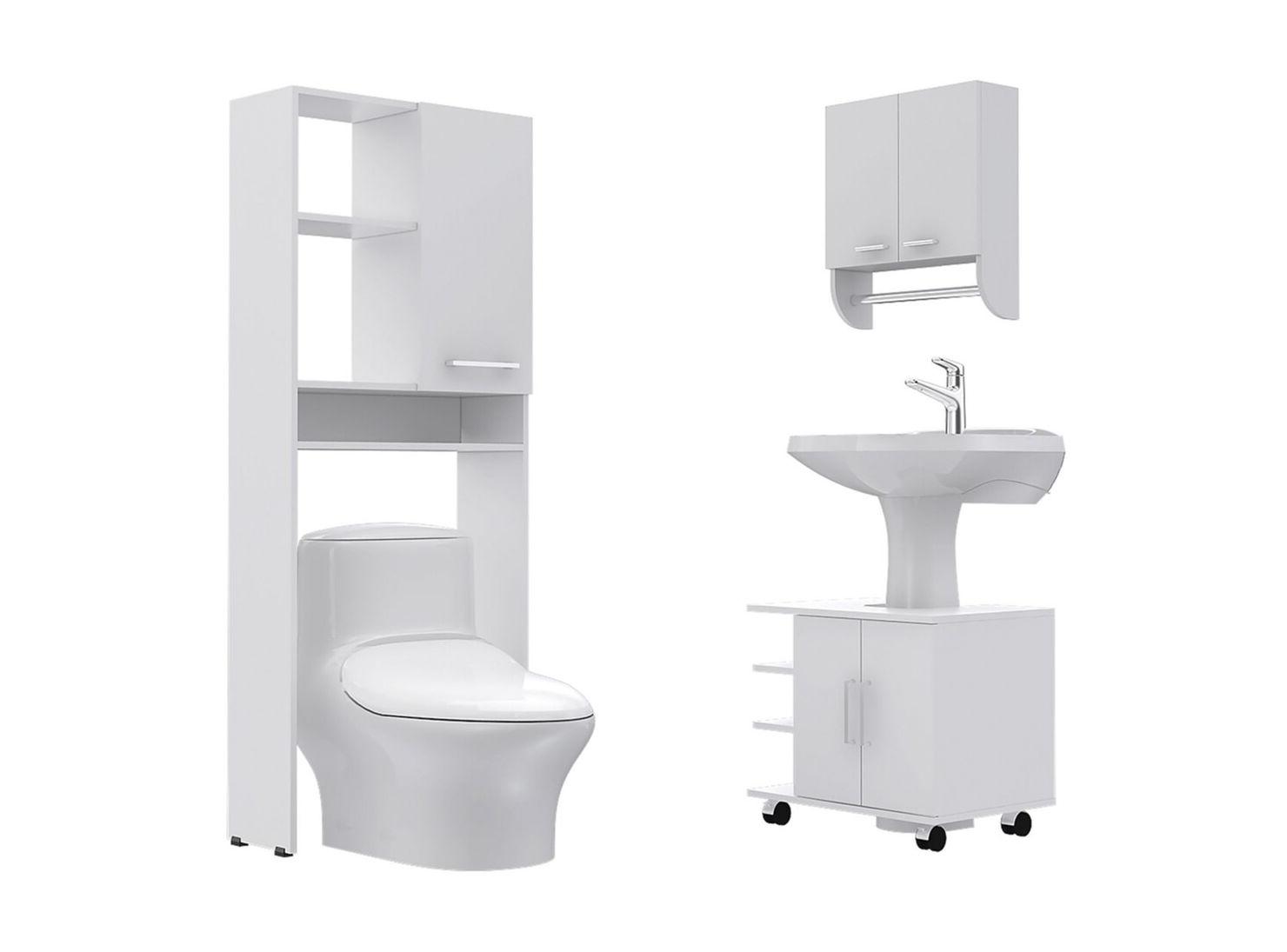 Mueble Baño Con Lavabo Whdr Bos Baà O Big Bath Botiquà N Mural Optimizador Lavamanos 2 Puertas Armario Optimizador Tuhome