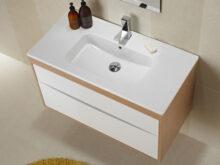 Mueble Baño Lavabo sobre Encimera