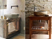 Mueble Baño Rustico Bqdd Lavabos De Piedra Para Decorar Baà Os Rústicos Baà Os