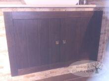 Mueble Baño Rustico Kvdd Mueble De Baà O Rustico