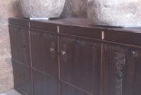 Mueble Baño Rustico Thdr Artesanà A forja Y Madera