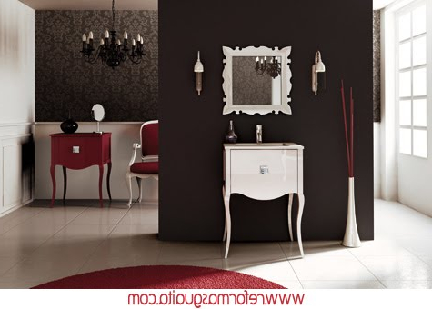 Mueble Baño Vintage 8ydm Reforma Baà O Pà G 6 Decorar Tu Casa Es Facilisimo