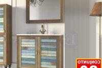 Mueble Baño Vintage Fmdf Mueble Baà O 80 Cm Hermoso Muebles De Bano Mueble Ba C3 B1o Colonial