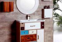 Mueble Baño Vintage S5d8 Nico Muebles Para Bano Vintage De Bao Trendy with Of