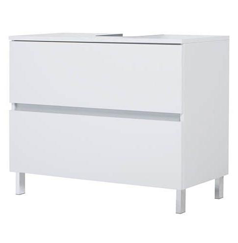 Mueble Bajo Lavabo 3id6 Mueble Bajo De Baà O Esencial 80 Cm Blanco Muebles De Baà O