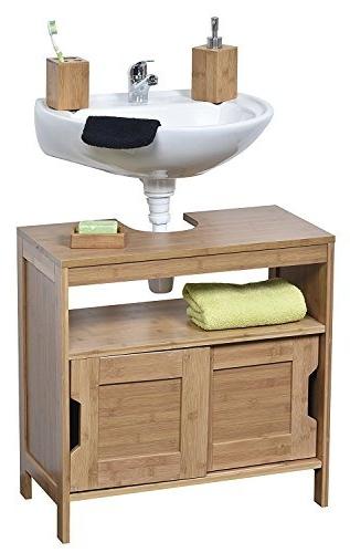 Mueble Bajo Lavabo Tqd3 Mueble Bajo Lavabo Sin Pedestal Para Lavabo Mahe Bamboo 233 485