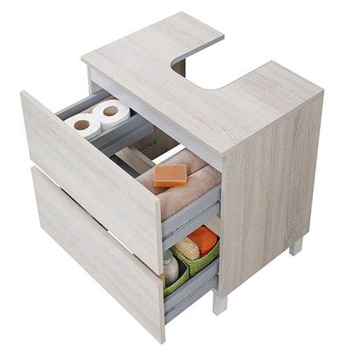 Mueble Bajo Lavabo Xtd6 Mueble Bajo De Baà O Esencial 60 Cm Roble Muebles De Baà O Muebles