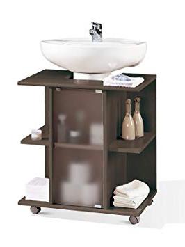 Mueble Bajo Lavabo Y7du Abitti Mueble Modulo Bajo Para Lavabo De Baà O Varios Estantes Y