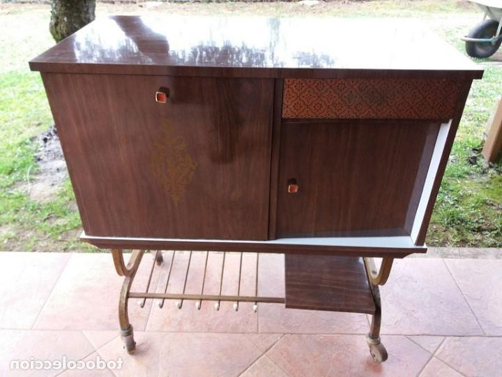 Mueble Bar Vintage 4pde Mueble Bar Vintage Prar Muebles Vintage En todocoleccion