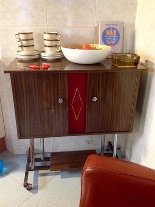 Mueble Bar Vintage S1du Mueble Bar Vintage De Segunda Mano Por 90 En Gorliz En Wallapop