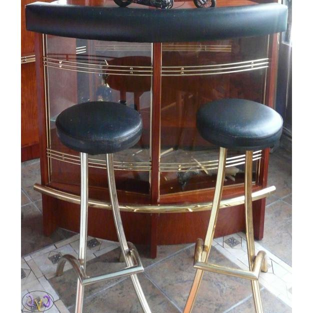 Mueble Bar Vintage Y7du Mueble Bar Vintage Con Barra Y Taburetes Prar Y Vender Muebles De