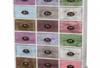 Mueble Cajones O2d5 Mueble Cajones Colores Iglesias Muebles Viveiro