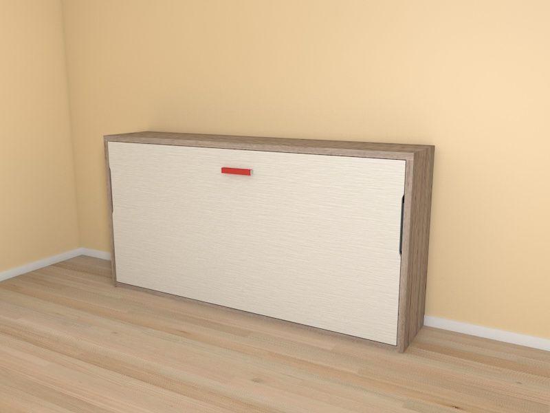 Mueble Cama Abatible Horizontal Q0d4 Camas Abatibles Horizontales Cama Abatible Horizontal De 90 Con
