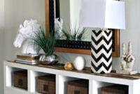 Mueble Consola Ikea Etdg 21 Pequeà Os Recibidores Que Te Ayudarà N A Inspirarte Para Decorar Tu