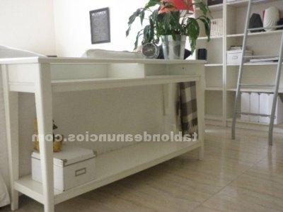 Mueble Consola Ikea U3dh Tablà N De Anuncios Vendo Consola Blanca De Ikea Con Fotos