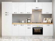 Mueble De Cocina 87dx Conjunto Mueble Cocina Blanco soft