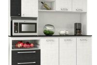 Mueble De Cocina E6d5 Mueble De Cocina Roch 7 Puertas 2 Cajones Blanco M 1009 Corona