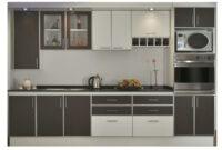 Mueble De Cocina Ftd8 Mueble Cocina 3m Y Mesada Granito Aluminio Amoblamientos Fl