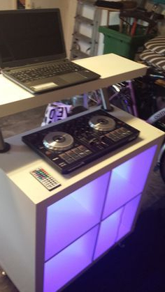 Mueble Dj Ikea Ftd8 Ikea Expedit Dj Booth for Loungebar Dj Booth Pinterest Muebles