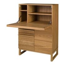 Mueble Escritorio E6d5 Mueble De Escritorio De Roble Lincoln El Corte Inglà S Hogar El