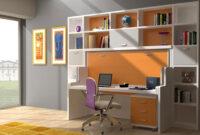 Mueble Escritorio Nkde Cama Abatible Individual Con Escritorio sofas Cama Cruces