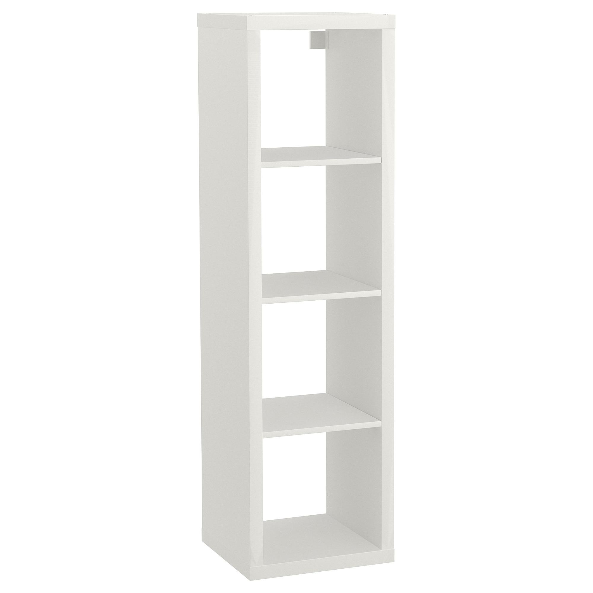 Mueble Estanteria Nkde Kallax Estanterà A Blanco 42 X 147 Cm Ikea