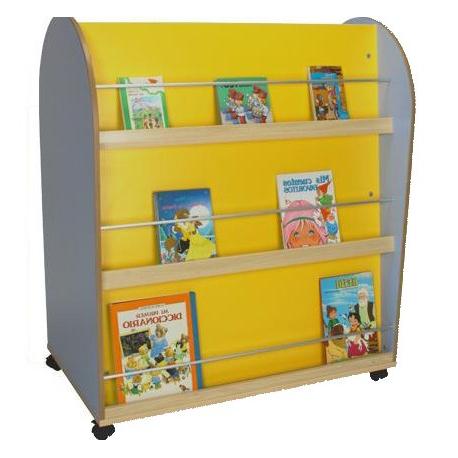 Mueble Expositor U3dh Mueble Expositor Libros Ovalado Mobiliario Y Vestuario Escolar