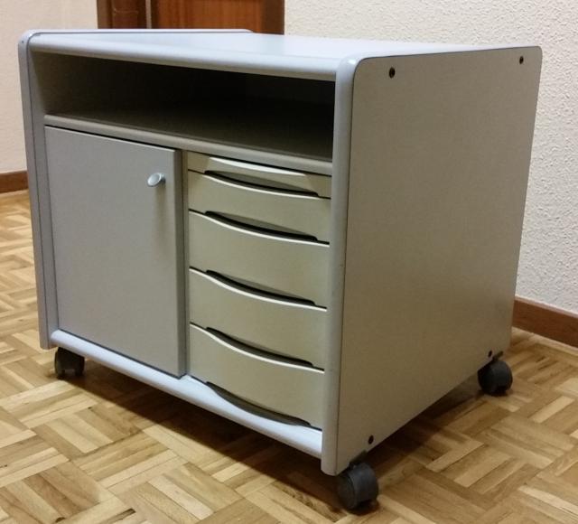 Mueble Impresora Ffdn Mueble Impresora Fotocopiadora Fundacion Caja Segovia