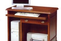 Mueble Impresora J7do Mueble De ordenador E Impresora Clà Sico En Portobellostreet