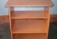 Mueble Impresora Rldj Mueble Para Impresora Y Archivador 3 Niveles Marca Inval Bs