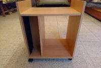 Mueble Impresora X8d1 Mil Anuncios Mueble De Madera Para Impresora Sin Usar