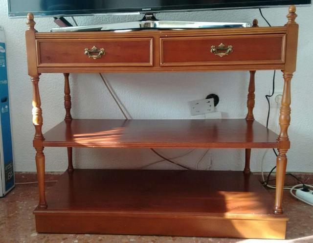 Mueble Ingles Dwdk Autentico Mueble Ingles De Segunda Mano Por 95 En Puerto De Gandia