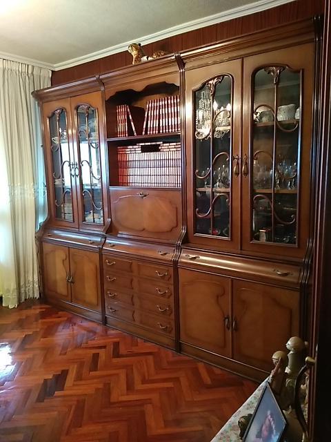 Mueble Ingles Fmdf Mueble Salà N De Madera Estilo Inglà S De Segunda Mano Por 490 En