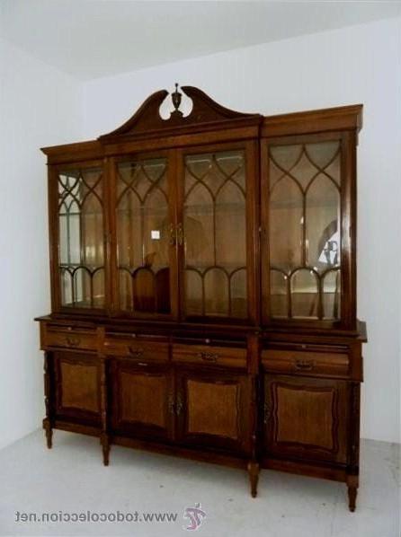 Mueble Ingles Nkde Mueble De Salon Estilo Ingles Prar CÃ Modas Antiguas En