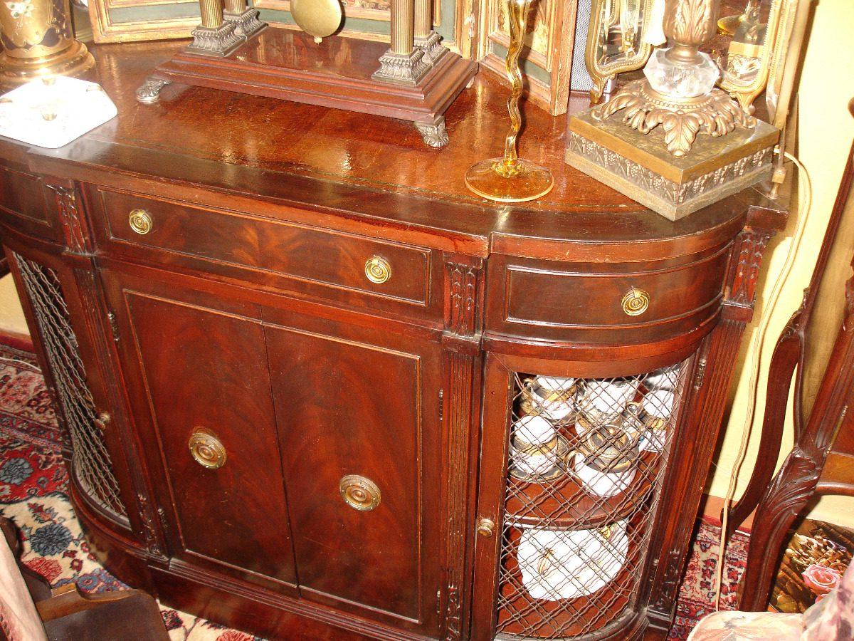 Mueble Ingles Q5df Hermoso Y Antiguo Mueble Ingles Bs 245 300 00 En Mercado Libre