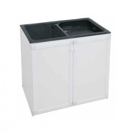 Mueble Lavadero Bqdd Mueble Aluminio Para Lavadero Thor Syan