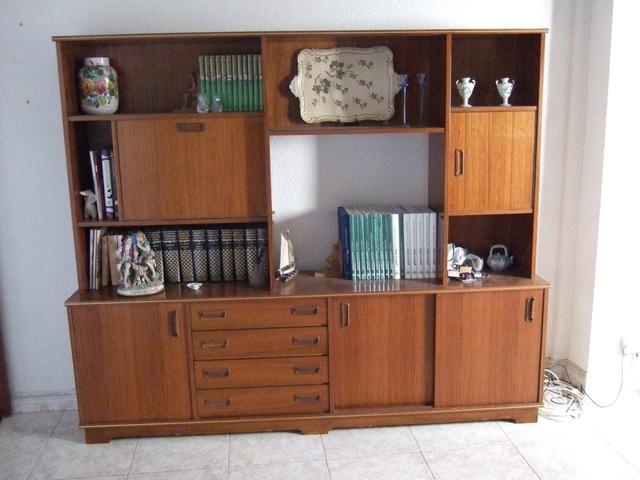 Mueble Libreria Salon Fmdf Mueble Libreria Para El Salon 7472 De Segunda Mano Por 100