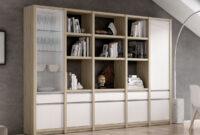 Mueble Libreria Salon J7do Libreria Musur Muebles De Salon Hipermueble