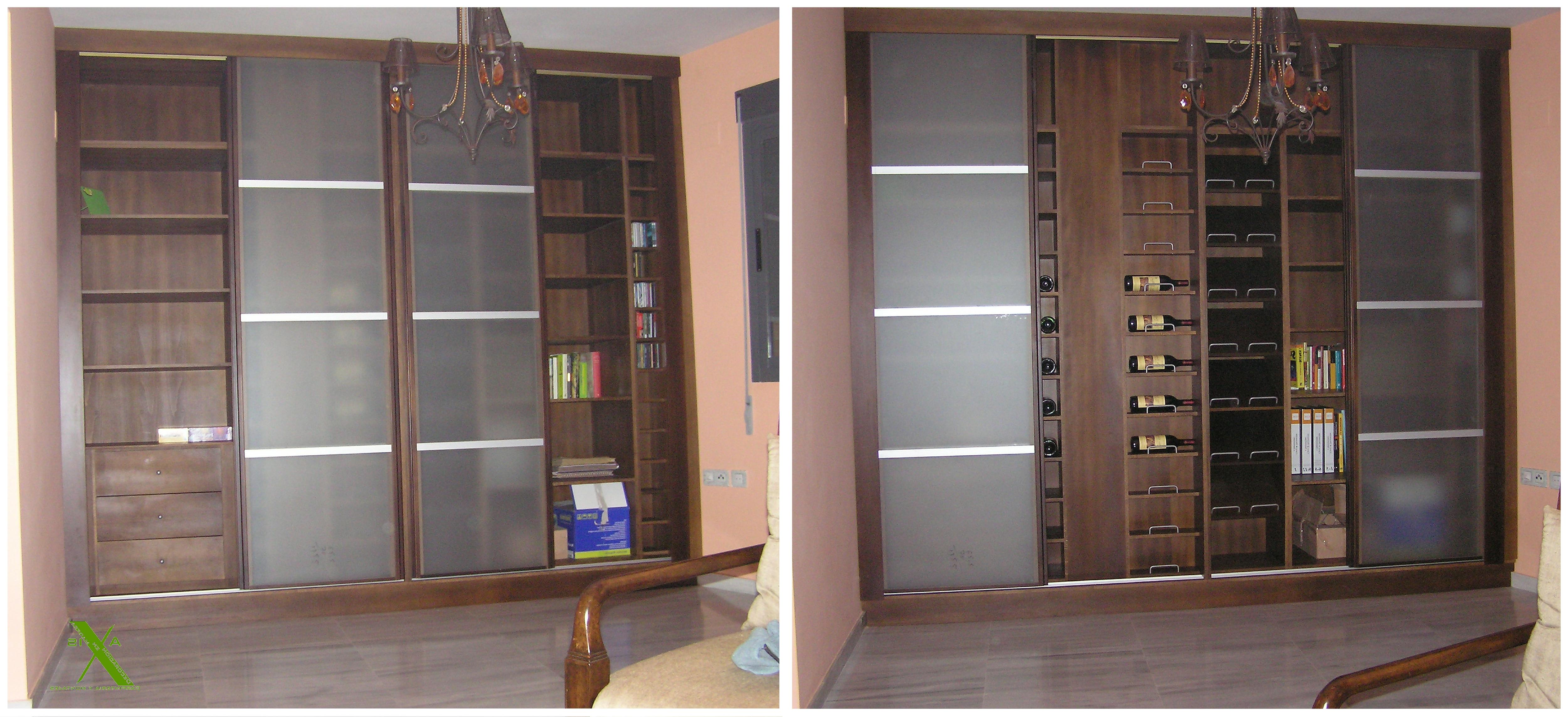 Mueble Libreria Salon S5d8 Librerà as Y Muebles De Salà N Axis Carpinterà A Y Diseà O