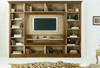 Mueble Libreria Salon Y7du Librerà A Salà N Tv Acapulco En à Mbar Muebles
